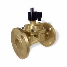 SA5578F Поршневые клапаны DN25-50, нормально открытые, фланец
