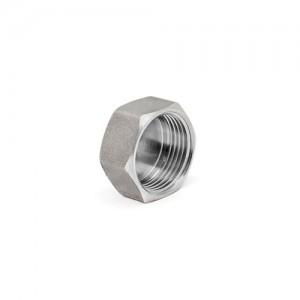 Заглушка стальная CAP22008