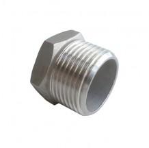 Заглушка стальная HEX12008