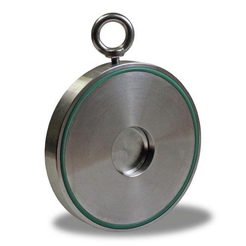 однодисковый обратный клапан
