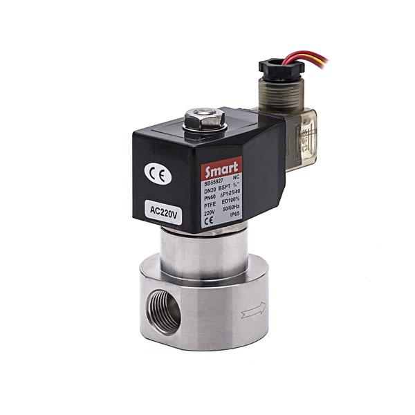 электромагнитный клапан высокого давления