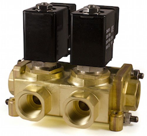 Коллекторный электромагнитный клапан SMART SM8863K