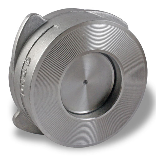 Обратный клапан тарельчатый