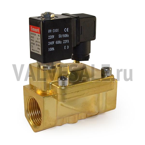 Электромагнитный клапан для воды SMART SG5532