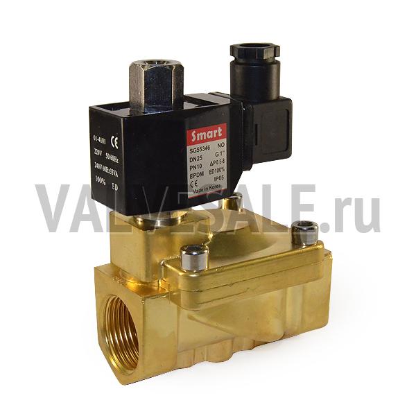 Электромагнитный клапан нормально открытый SMART SG5534