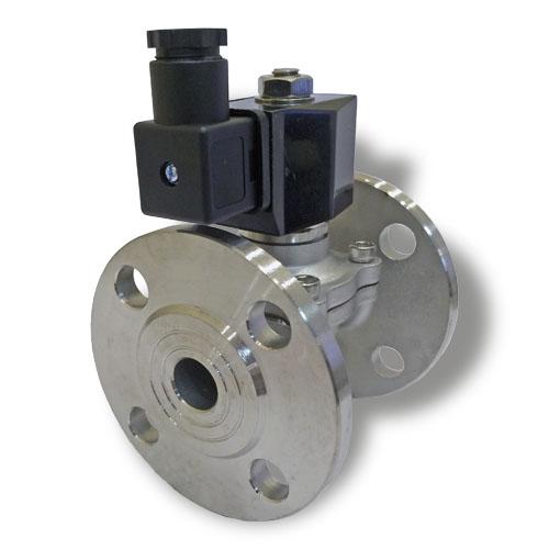 Электромагнитный клапан фланцевый SMART SM7205